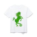 芝 馬 Tシャツ