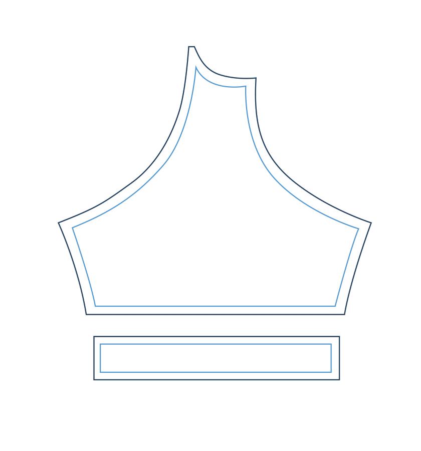 サッカーシャツ ラグラン デザイン4