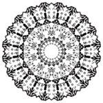 [ イラレ ] 円形曼荼羅の作り方