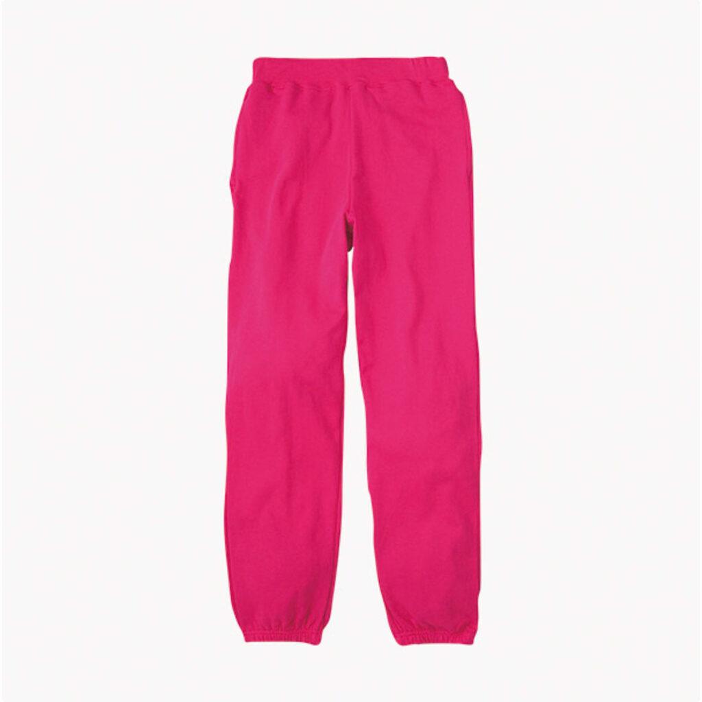 ライトスウェットパンツ ピンク