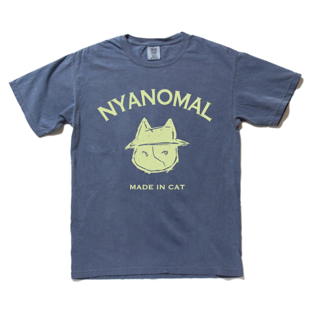 イラレ刺繍デザインTシャツ
