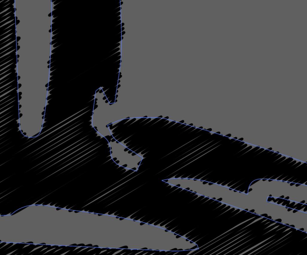イラレ刺繍デザインの作り方7