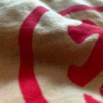 染み込みプリントで実現する、古着風ビンテージプリントTシャツ
