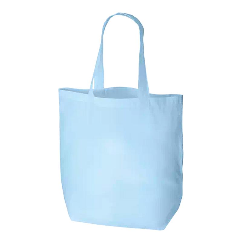 シーチングバッグ ブルー